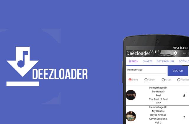 Deezloader APK Download